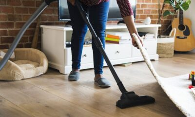 Home's Cleaning Routine