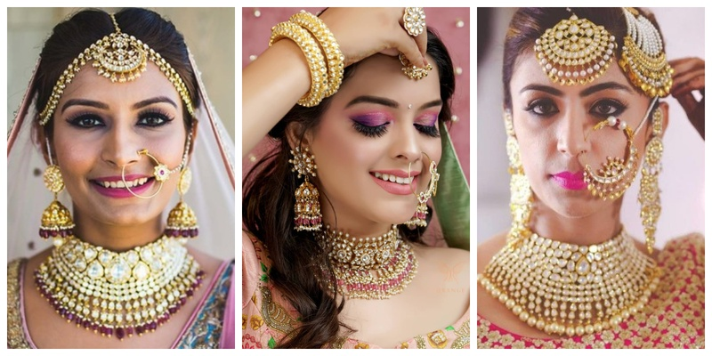 Jewellery Designs for Indian Wedding