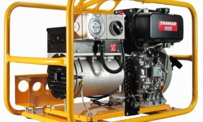 3 Phase Diesel Generator