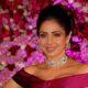 Female Superstar Sridevi