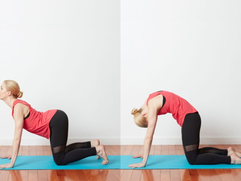 5 Yoga Poses for Your Next Outdoor Training Session