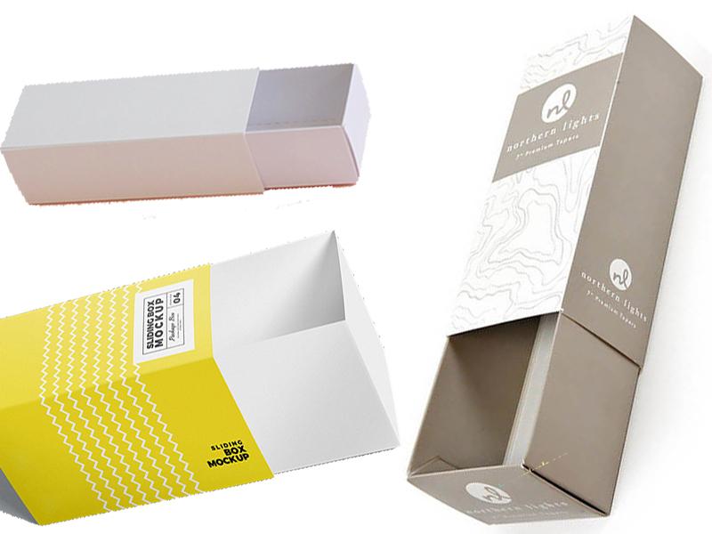 Printing Sleeve Boxes