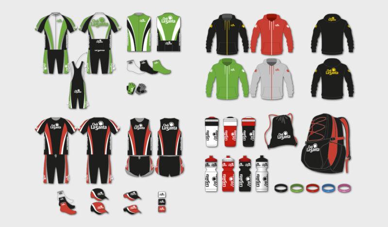 Athletic Apparels