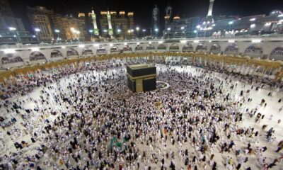 Travel For Umrah