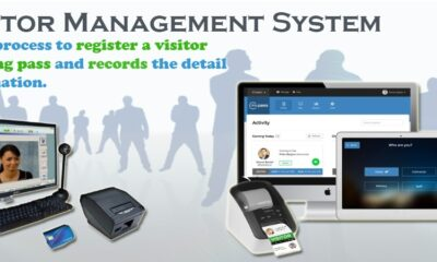 Electronic Visitor Management System