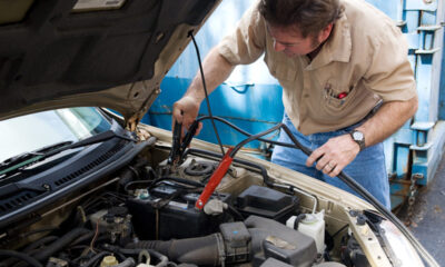 Charge a Car Battery