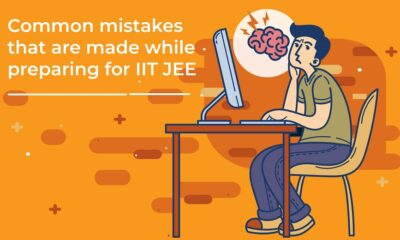 Mistakes To Be Avoided While Preparing For JEE
