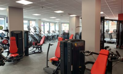 joining a gym in Greenwich London