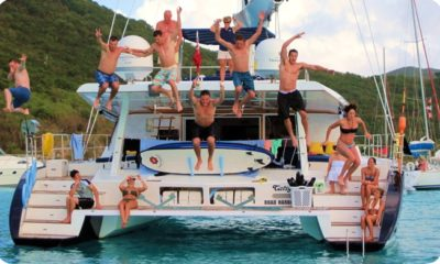 British Virgin Islands Catamaran Charter