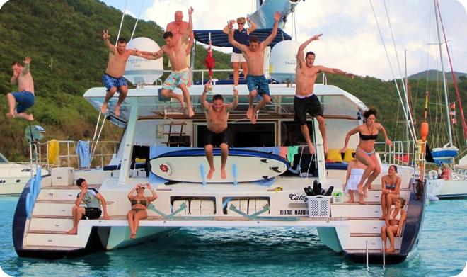 British Virgin Islands Catamaran Charter