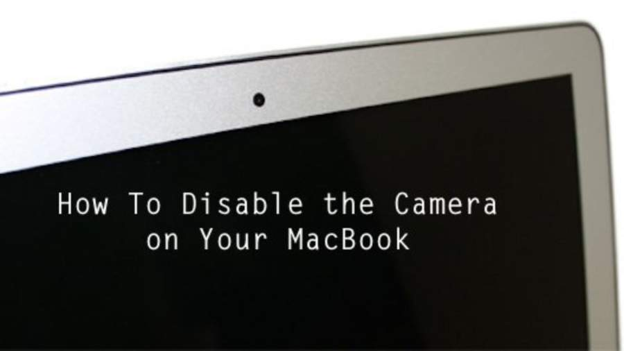 Disable Camera On Mac