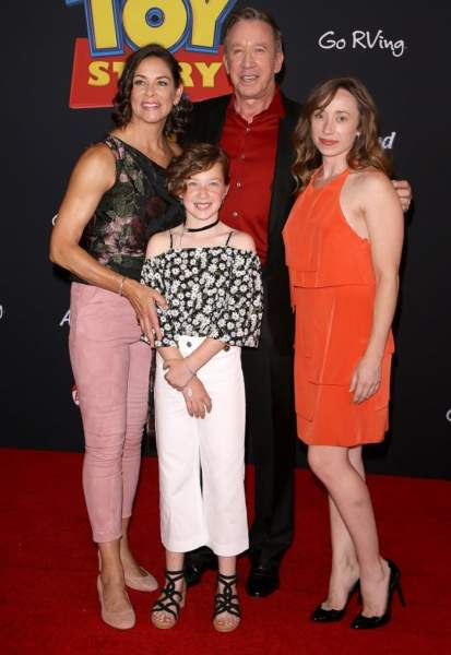 Tim Allen's Daughter With Laura Deibel: The Untold Story Of Katherine Kady Allen