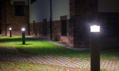 Outdoor Business Lighting
