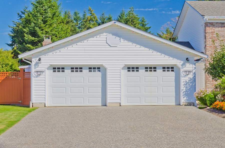 Choosing The Right Type Of Garage For Your Place