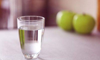 Drink Distilled Water