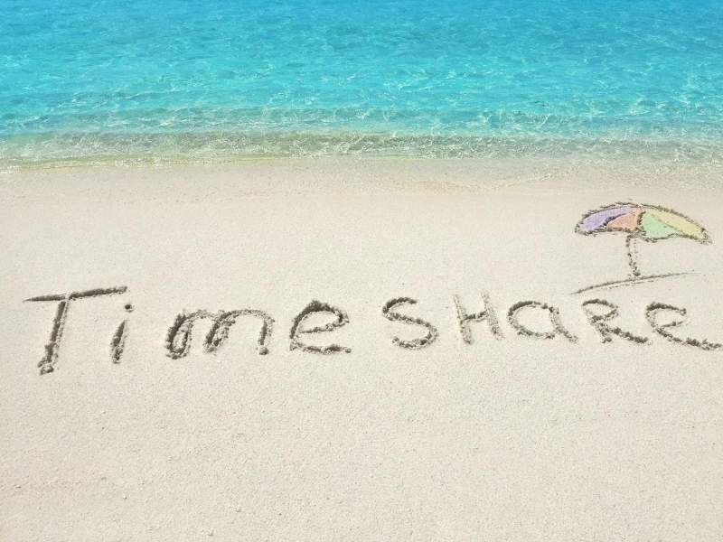 Exit a Timeshare